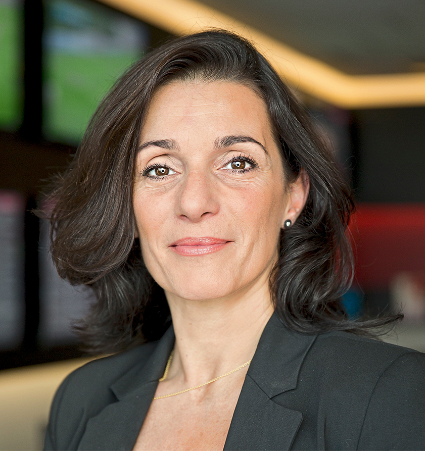 Porträt Alejandra Arndt Gesellschafterin & Prokuristin